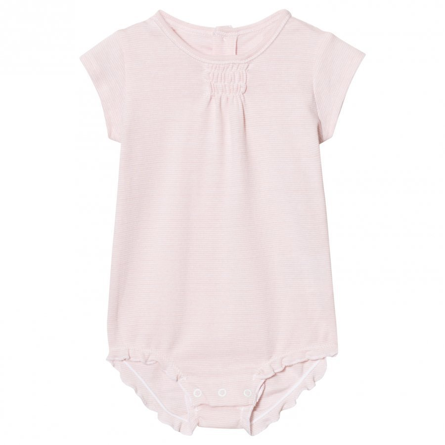 Noa Noa Miniature Baby Basic Striped Body Pink Dogwood Body