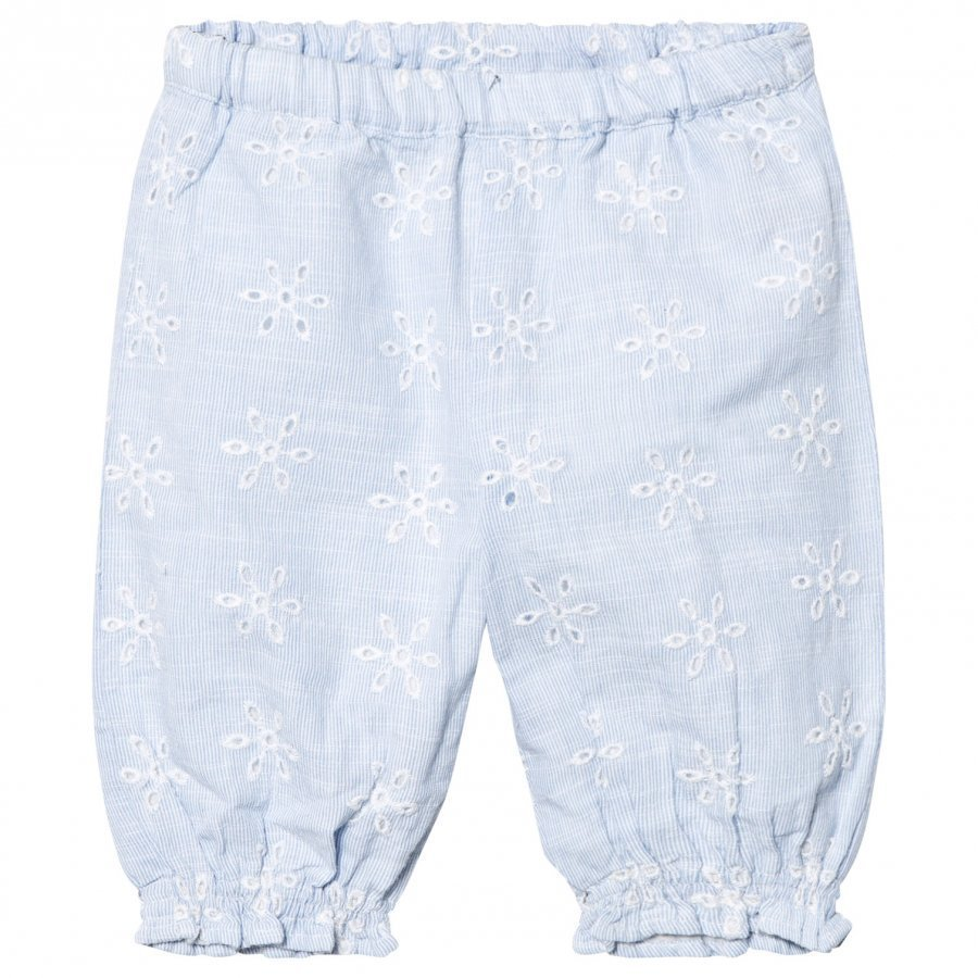 Noa Noa Miniature Baby Pants Donya Blue Housut