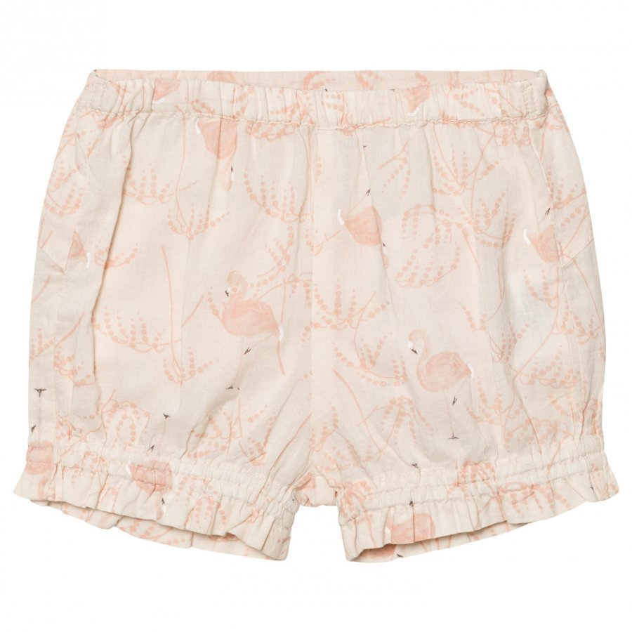 Noa Noa Miniature Baby Voile Bloomers Printed Pink Tint Housut