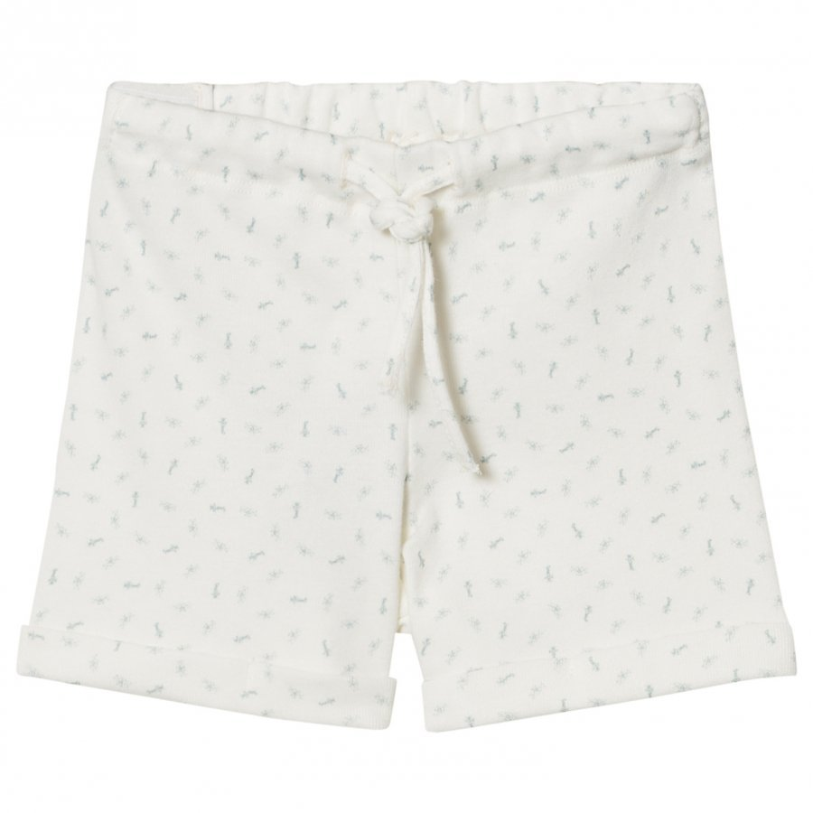 Noa Noa Miniature Basic Printed Shorts Tourmaline Shortsit