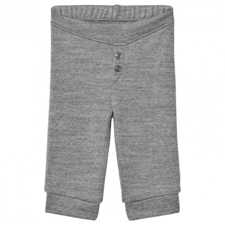 Noa Noa Miniature Basic Wool Leggings Grey Legginsit