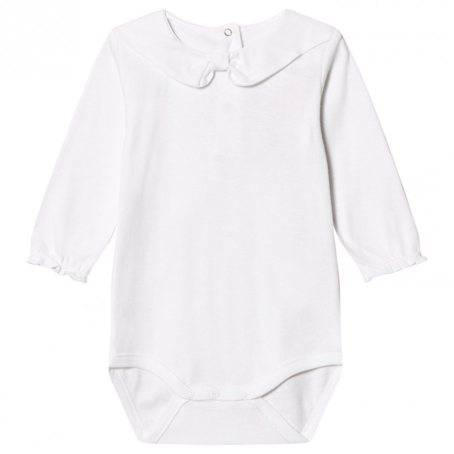 Noa Noa Miniature Bow Baby Body White Body