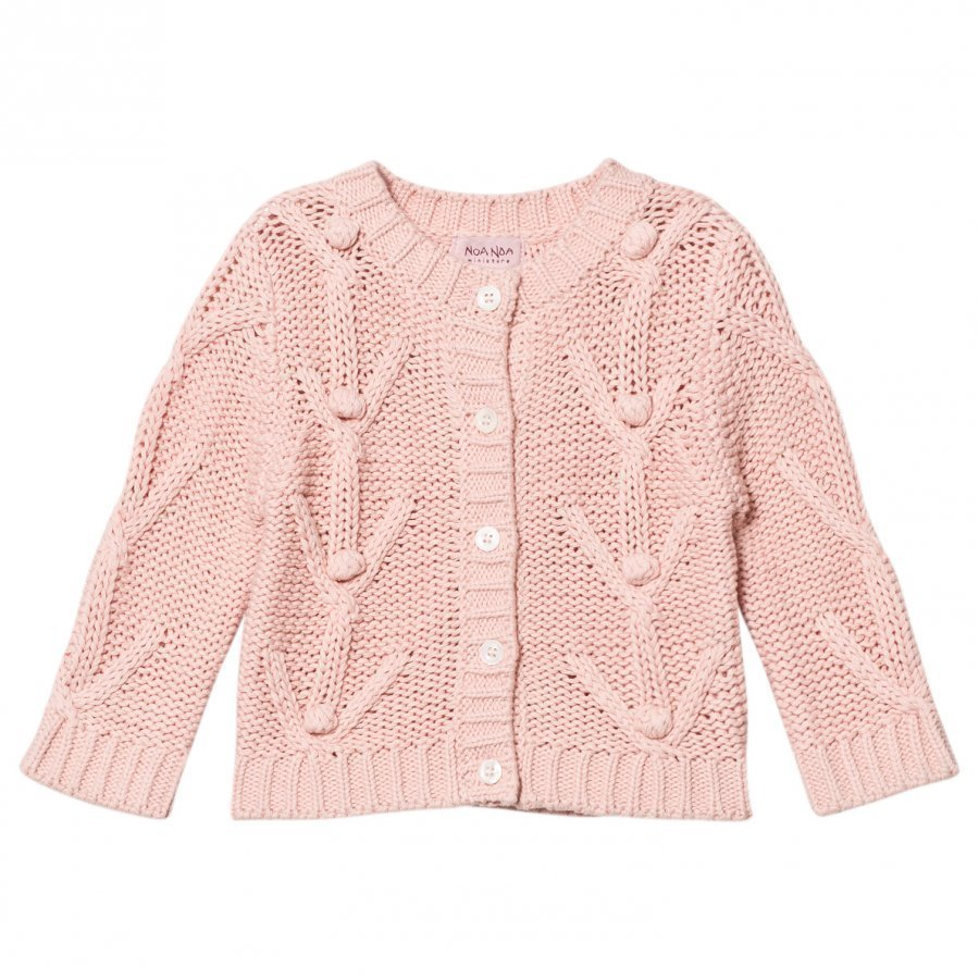 Noa Noa Miniature Cardigan Evening Sand Neuletakki