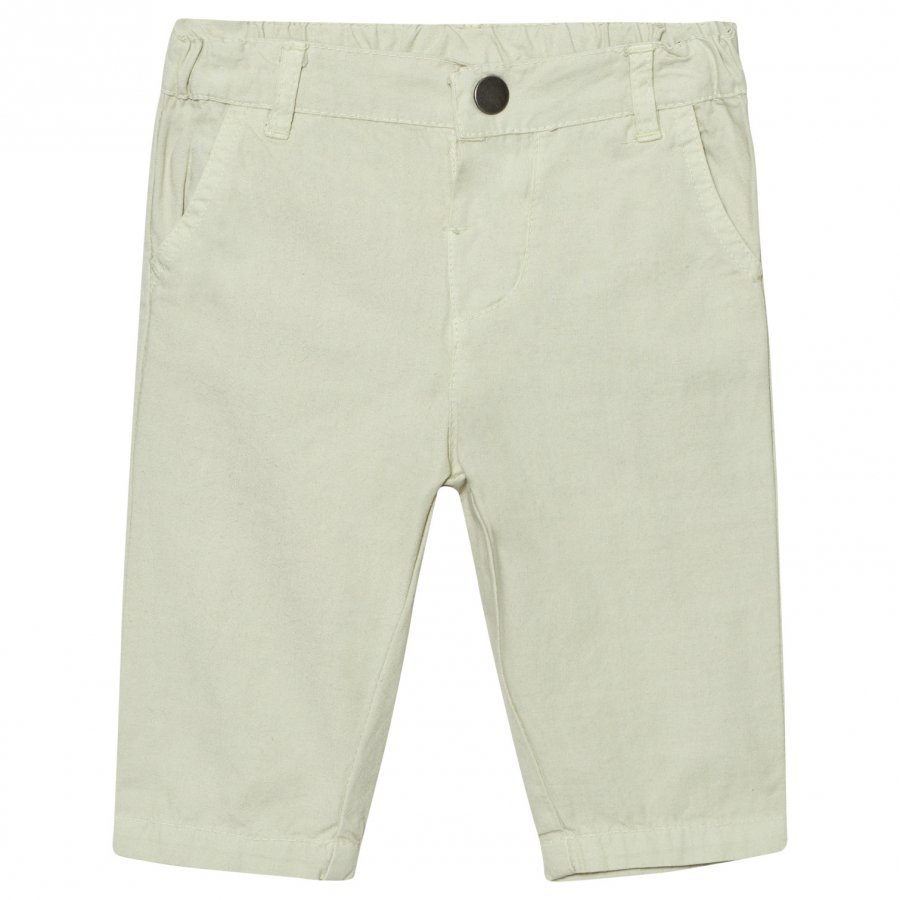 Noa Noa Miniature Chino Trousers Long Safari Housut