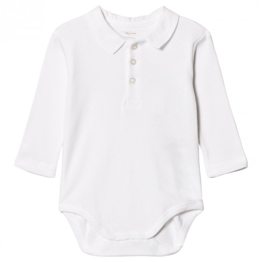 Noa Noa Miniature Collar Baby Body White Body