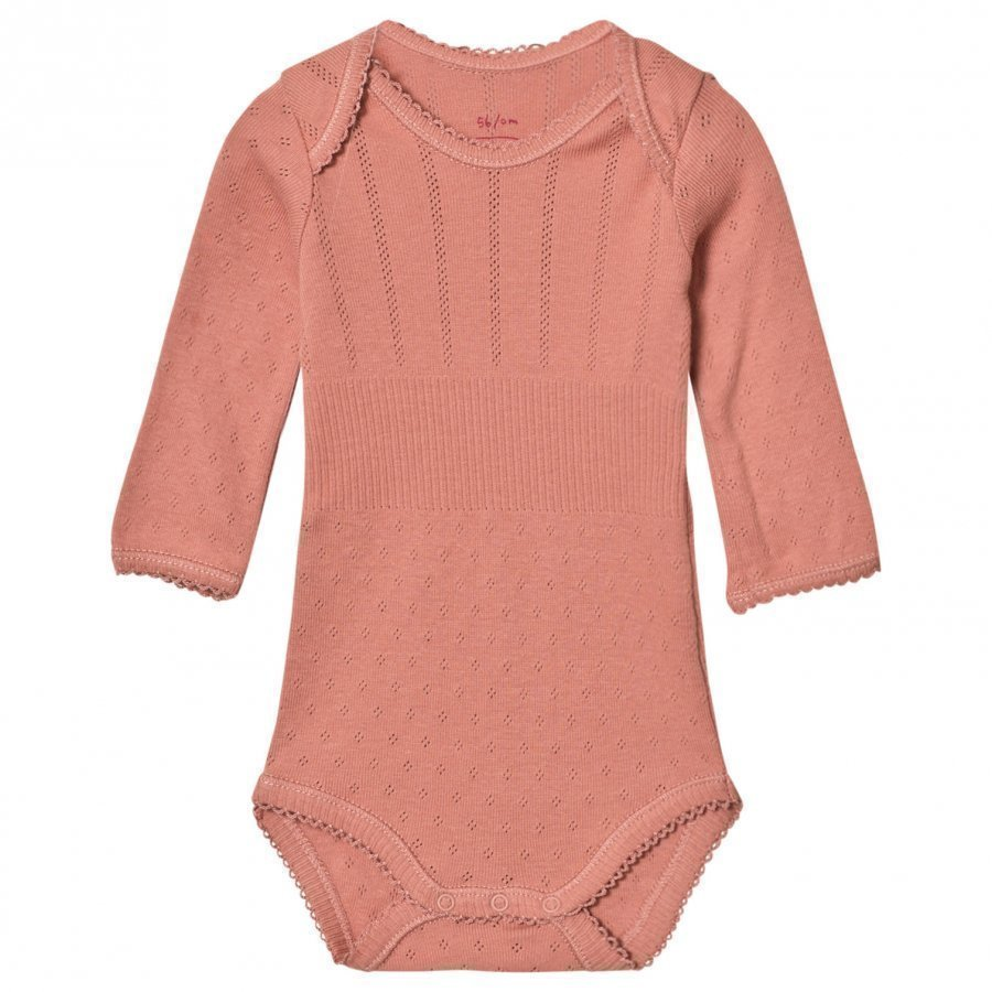 Noa Noa Miniature Doria Basic Baby Body Brick Dust Body