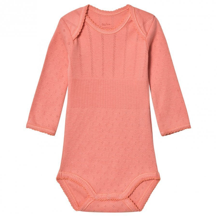 Noa Noa Miniature Doria Basic Baby Body Strawberry Ice Body