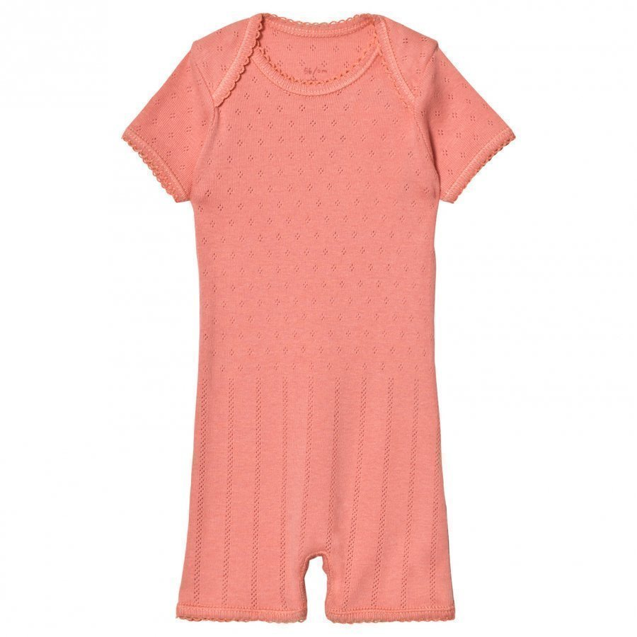 Noa Noa Miniature Doria Basic Romper Strawberry Ice Potkupuku