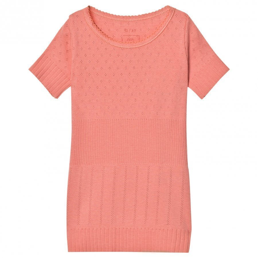 Noa Noa Miniature Doria Mini Basic T-Shirt Strawberry Ice T-Paita