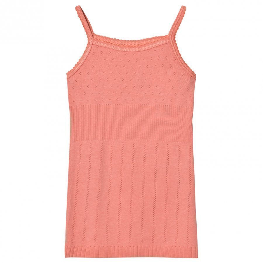Noa Noa Miniature Doria Mini Basic Top Strawberry Ice Liivi