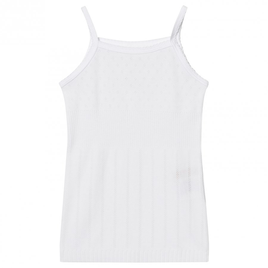 Noa Noa Miniature Doria Mini Basic Top White Liivi