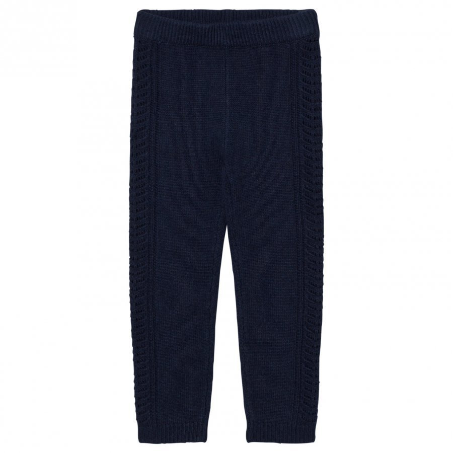 Noa Noa Miniature Knit Leggings Blue Legginsit
