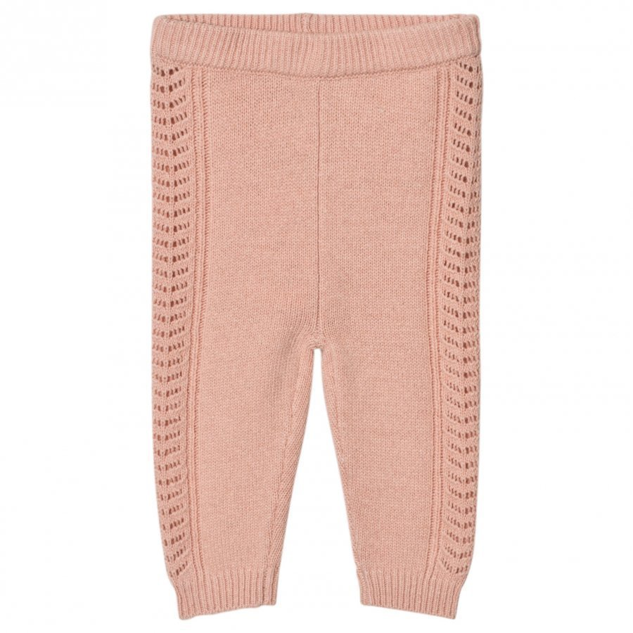 Noa Noa Miniature Knit Leggings Evening Sand Legginsit