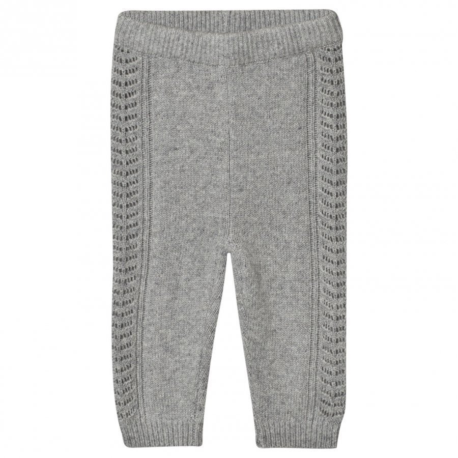 Noa Noa Miniature Knit Leggings Grey Legginsit
