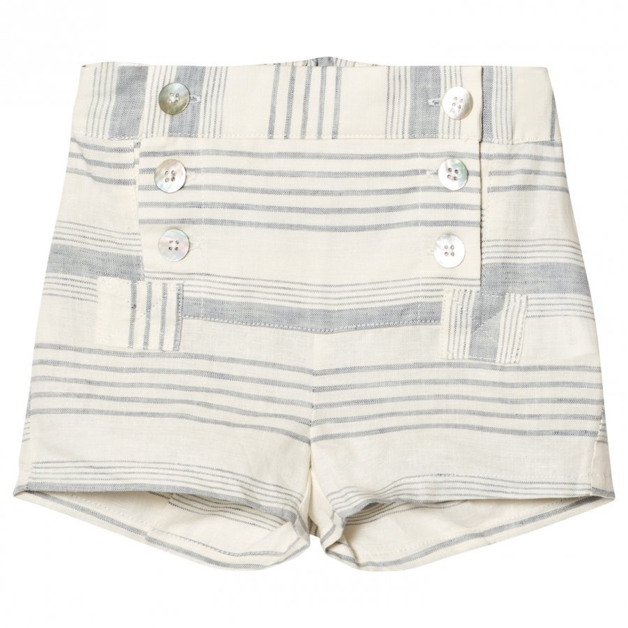 Noa Noa Miniature Mini Lin Shorts Chalk Shortsit