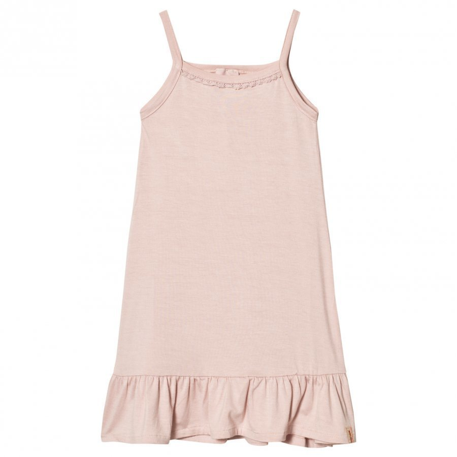 Noa Noa Miniature Olba Mini Basic Dress Sepia Rose Mekko