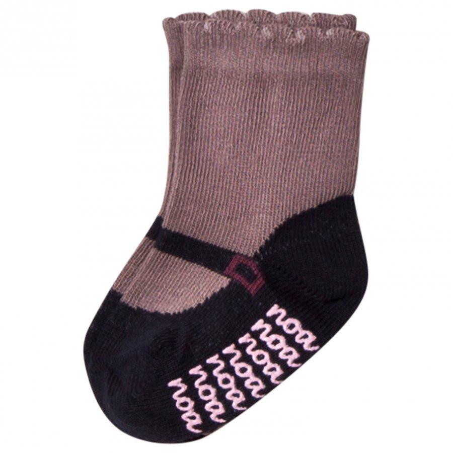 Noa Noa Miniature Shirley Ankle Socks Toadstool Sukat