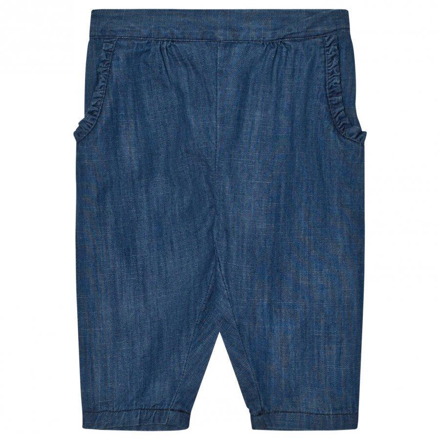 Noa Noa Miniature Soft Denim Trousers Housut