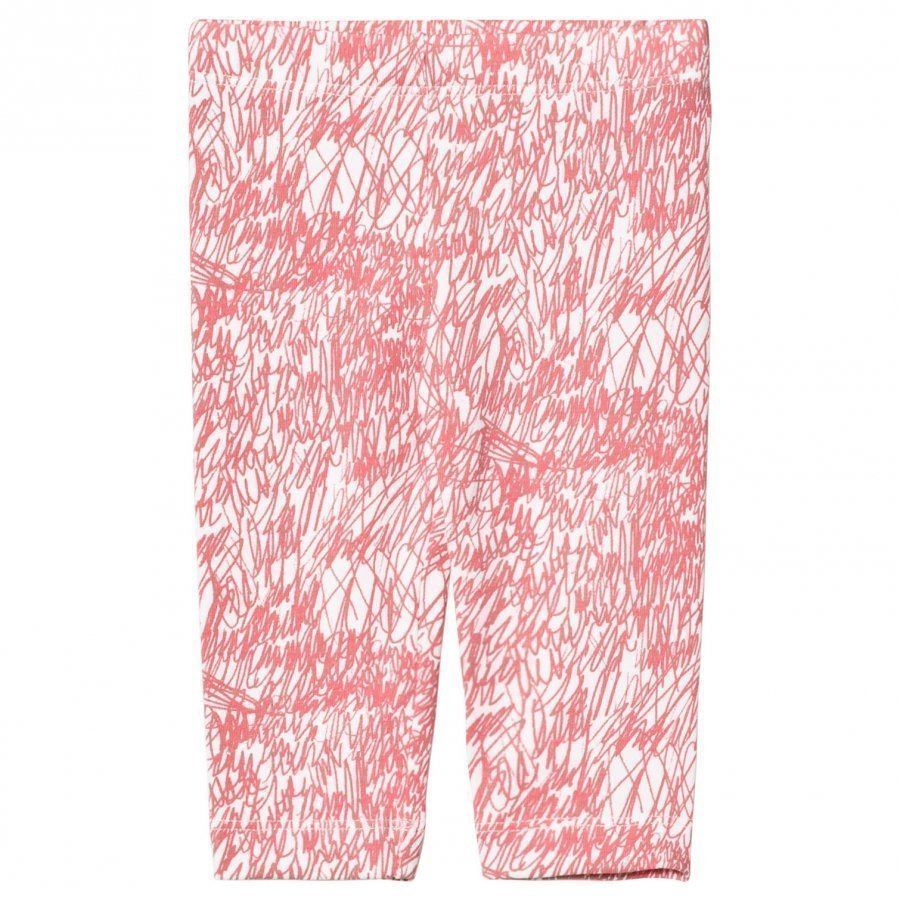 Noe & Zoe Berlin Pink Fur Printed Leggings Legginsit