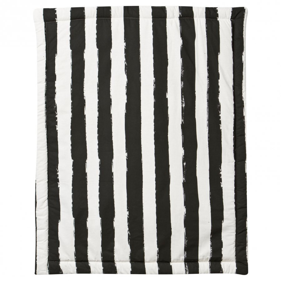 Noe & Zoe Berlin Playmat Retangle Black Stripes Xl Matto