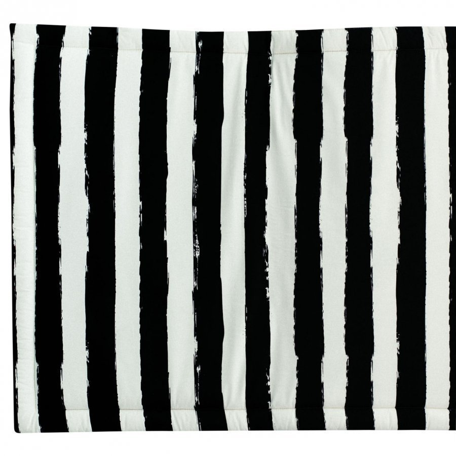 Noe & Zoe Berlin Playmat Square Black Stripes Xl Matto