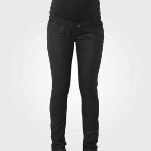 Noppies Pants Otb Slim Meg 2 Black Housut Äidille