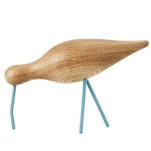 Normann Copenhagen Shorebird Iso Siniset Jalat