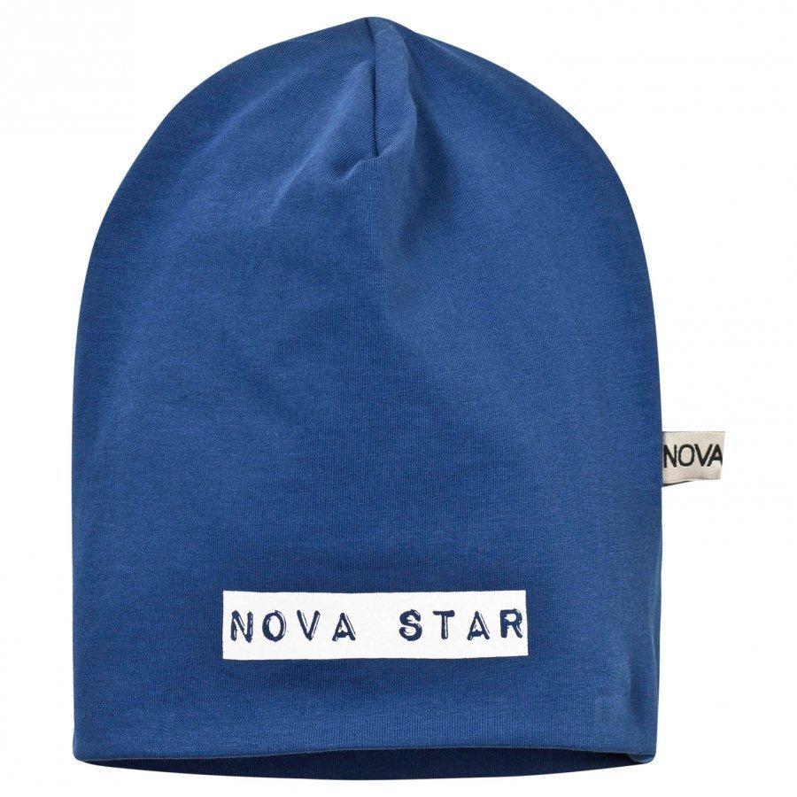 Nova Star Beanie Marine Blue Pipo