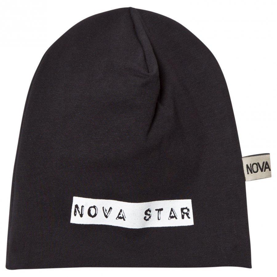 Nova Star Beanie Night Black Pipo