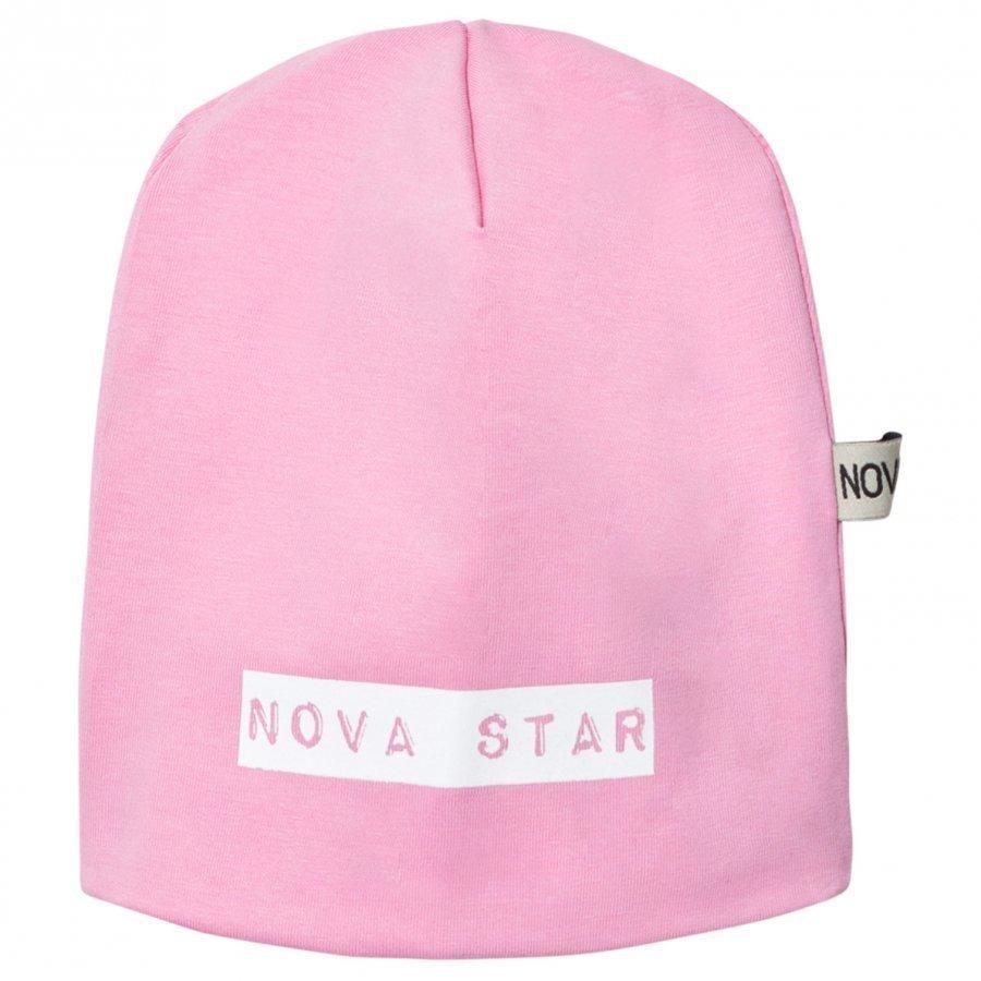 Nova Star Beanie Pink Pipo