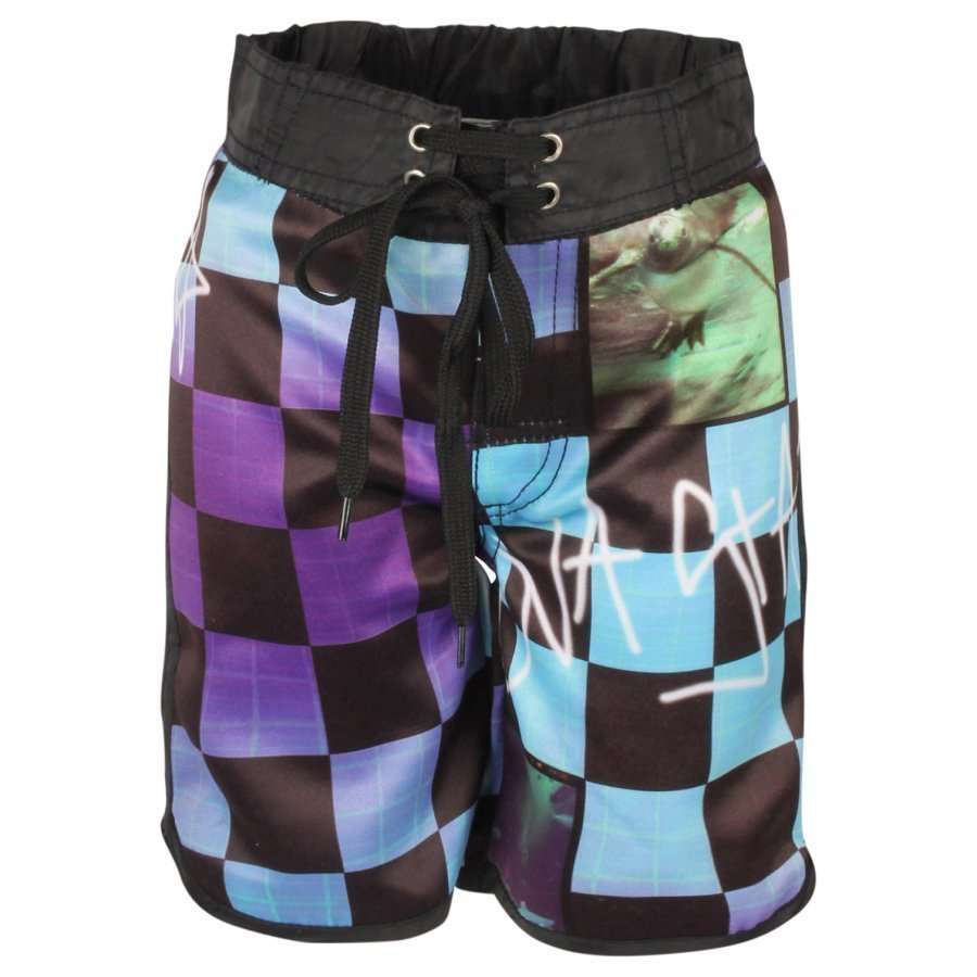 Nova Star Boardshorts Checkers Uimashortsit