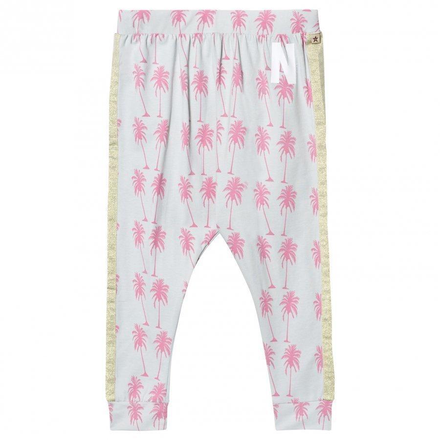 Nova Star City Trousers Grey Palms Housut