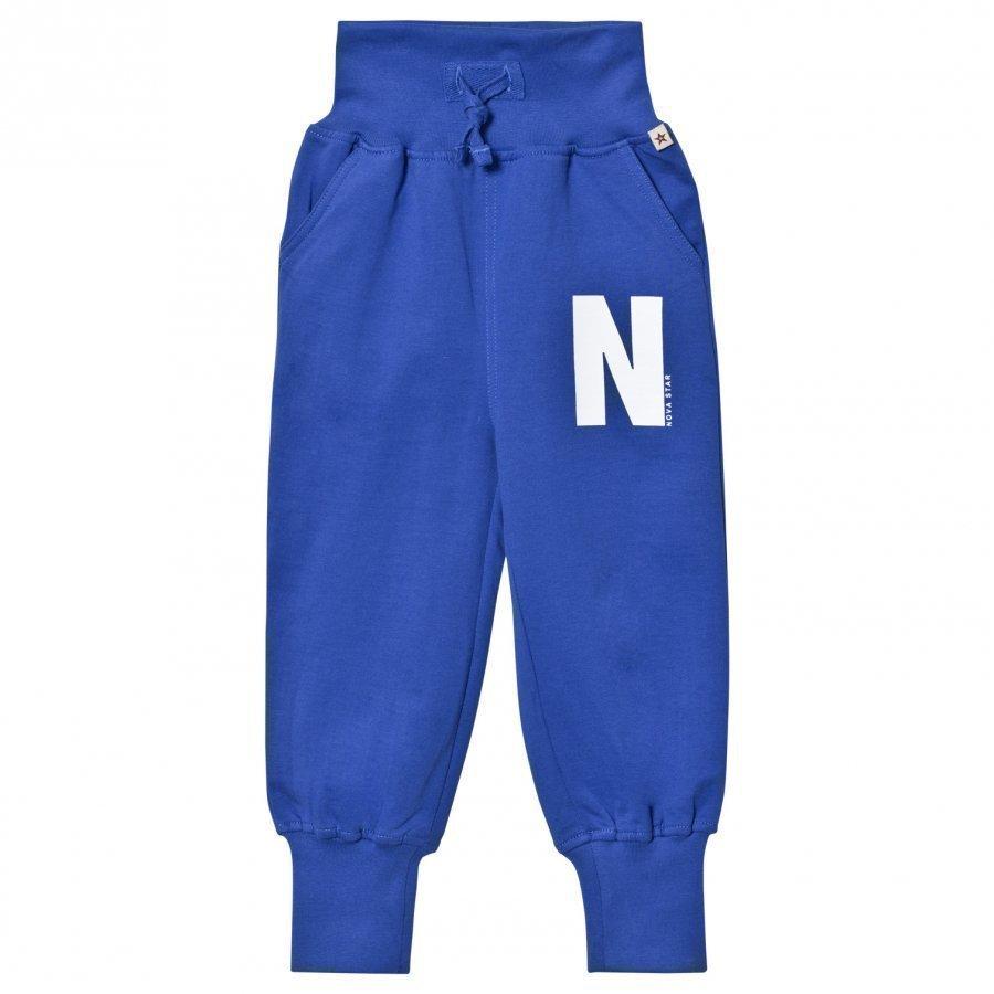 Nova Star Cosy Trousers Blue Housut