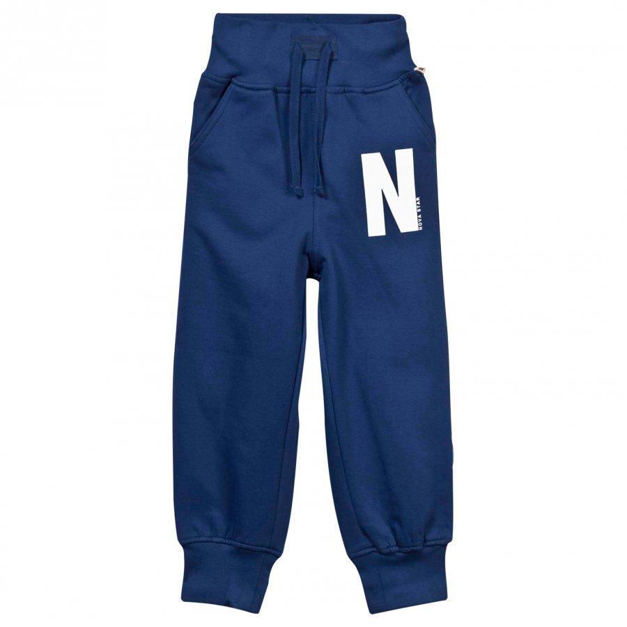 Nova Star Cosy Trousers Marin Blue Verryttelyhousut