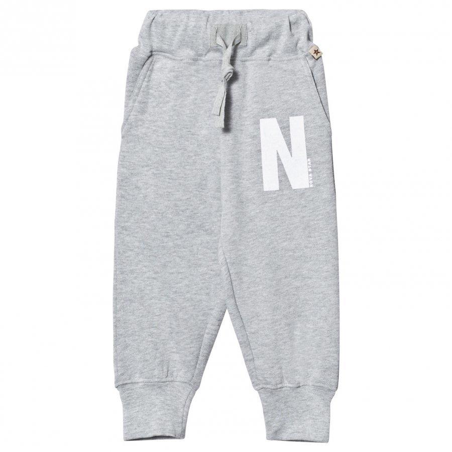 Nova Star Cosy Trousers Stone Melange Housut