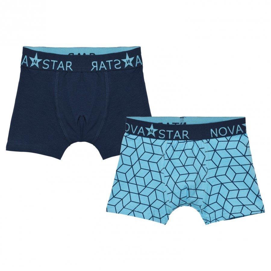 Nova Star Cube Boxer Briefs Bokserit