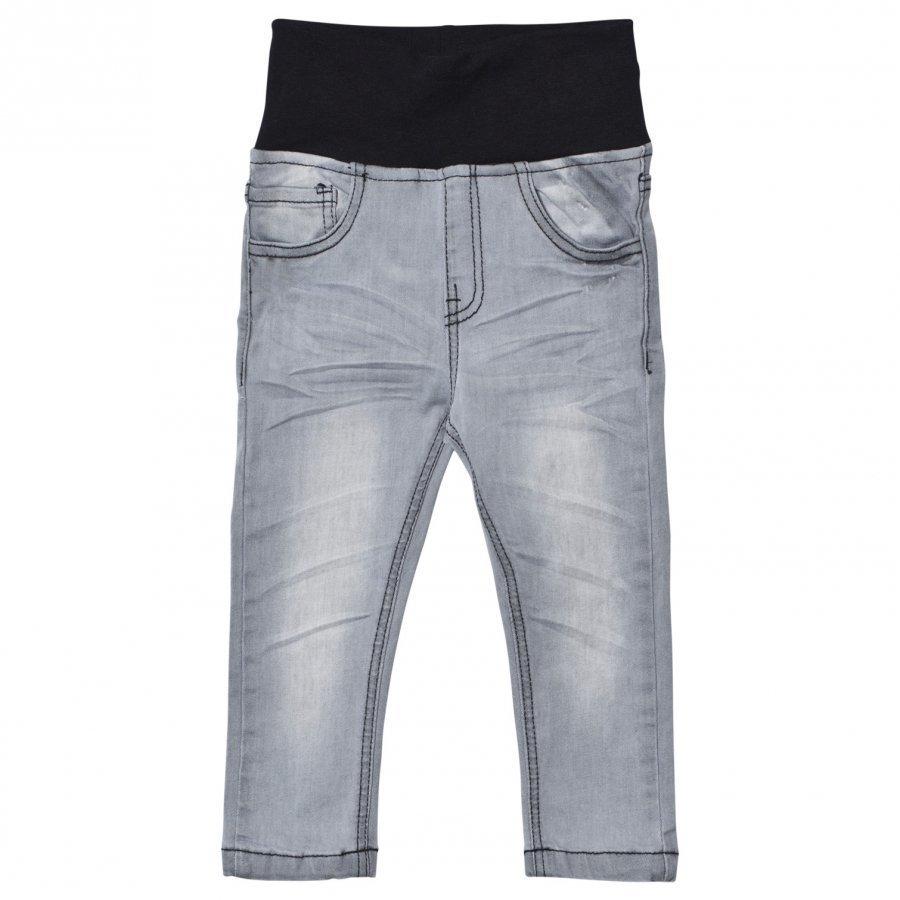Nova Star Denim Slim Straight Fit Jeans Grey Farkut