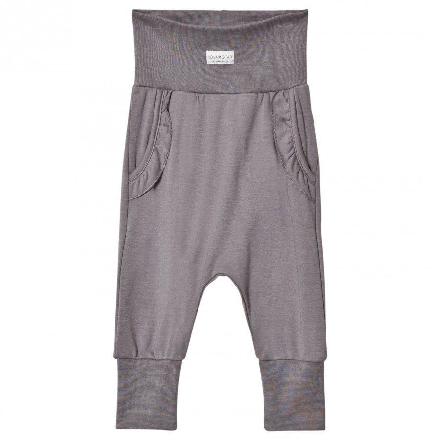Nova Star Grey Flounce Trousers Legginsit