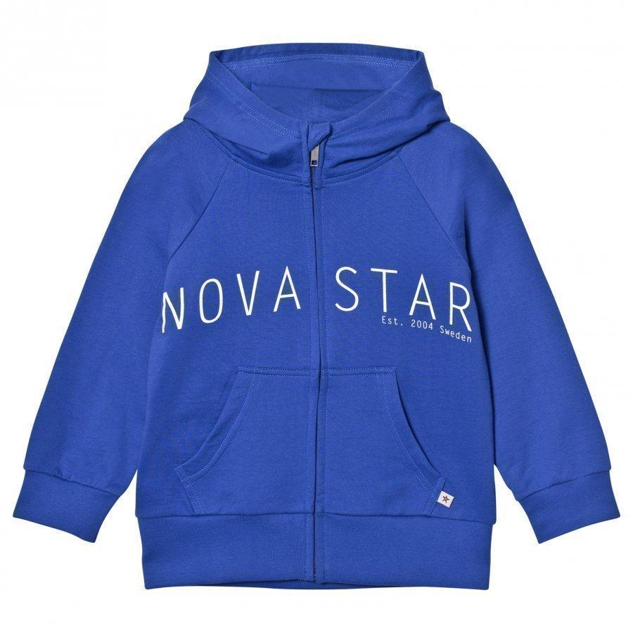 Nova Star Hoodie Blue Huppari