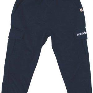 Nova Star Housut Cargo Trousers Marine Blue