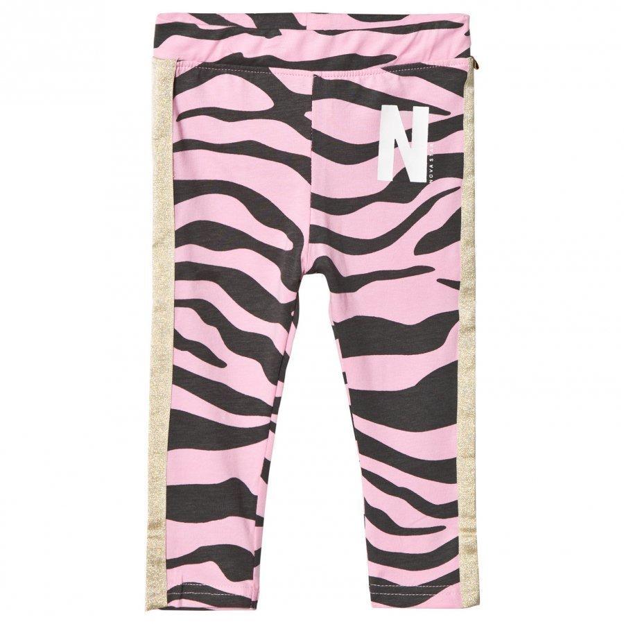 Nova Star Leggings Zebra Pink Legginsit