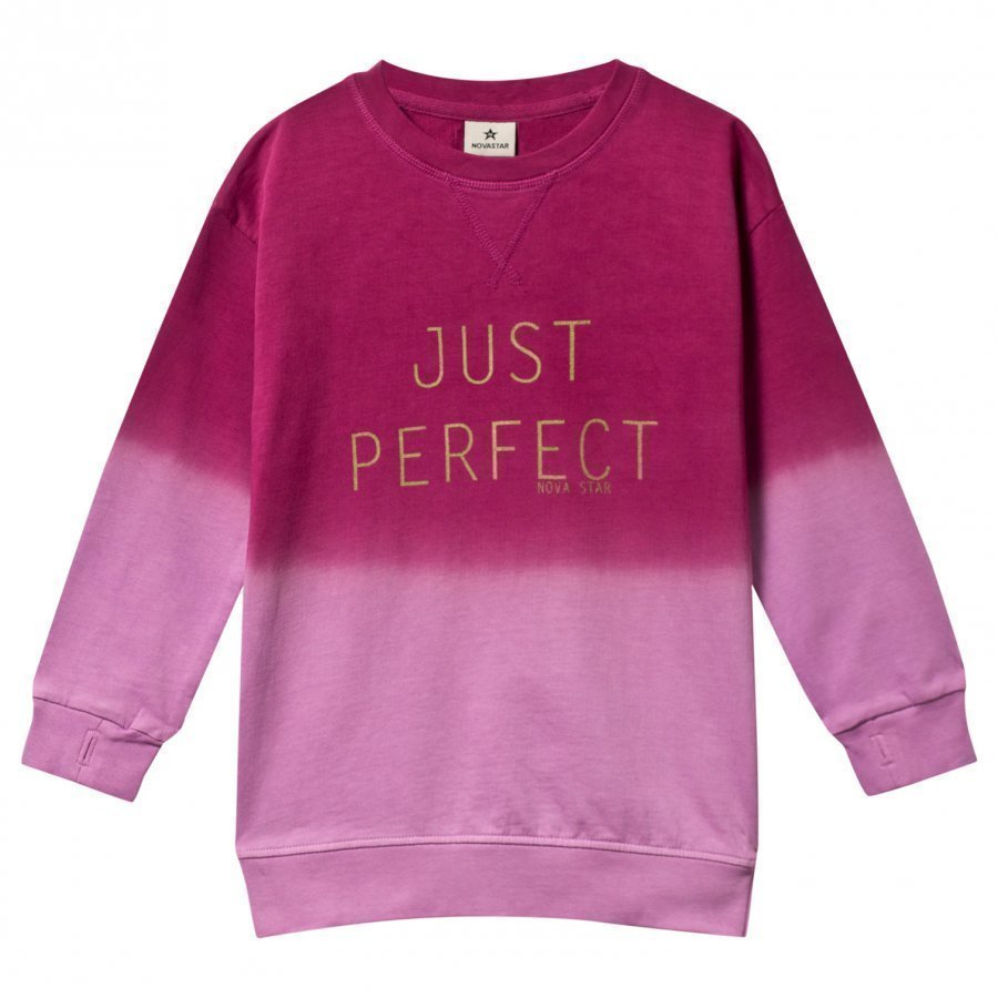 Nova Star Long Sweater Perfect Pink Oloasun Paita