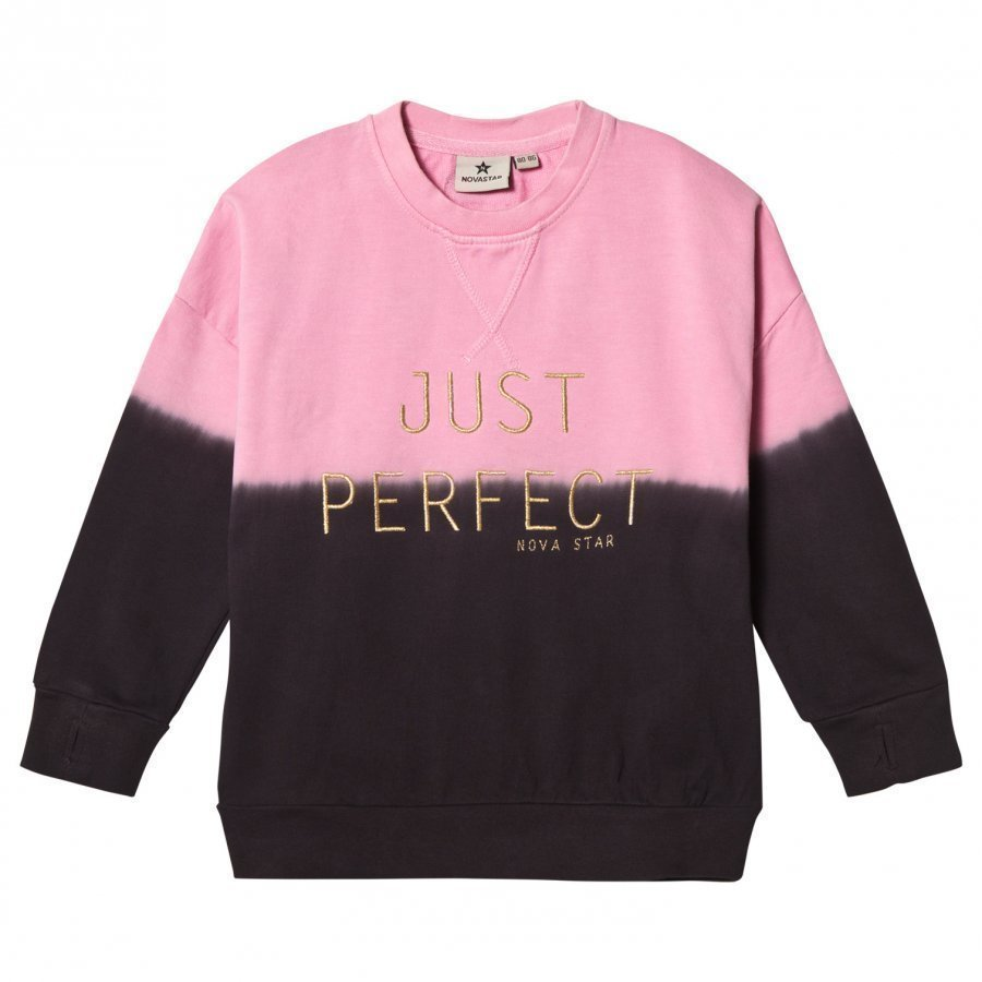 Nova Star Long Sweater Pink Pe Oloasun Paita