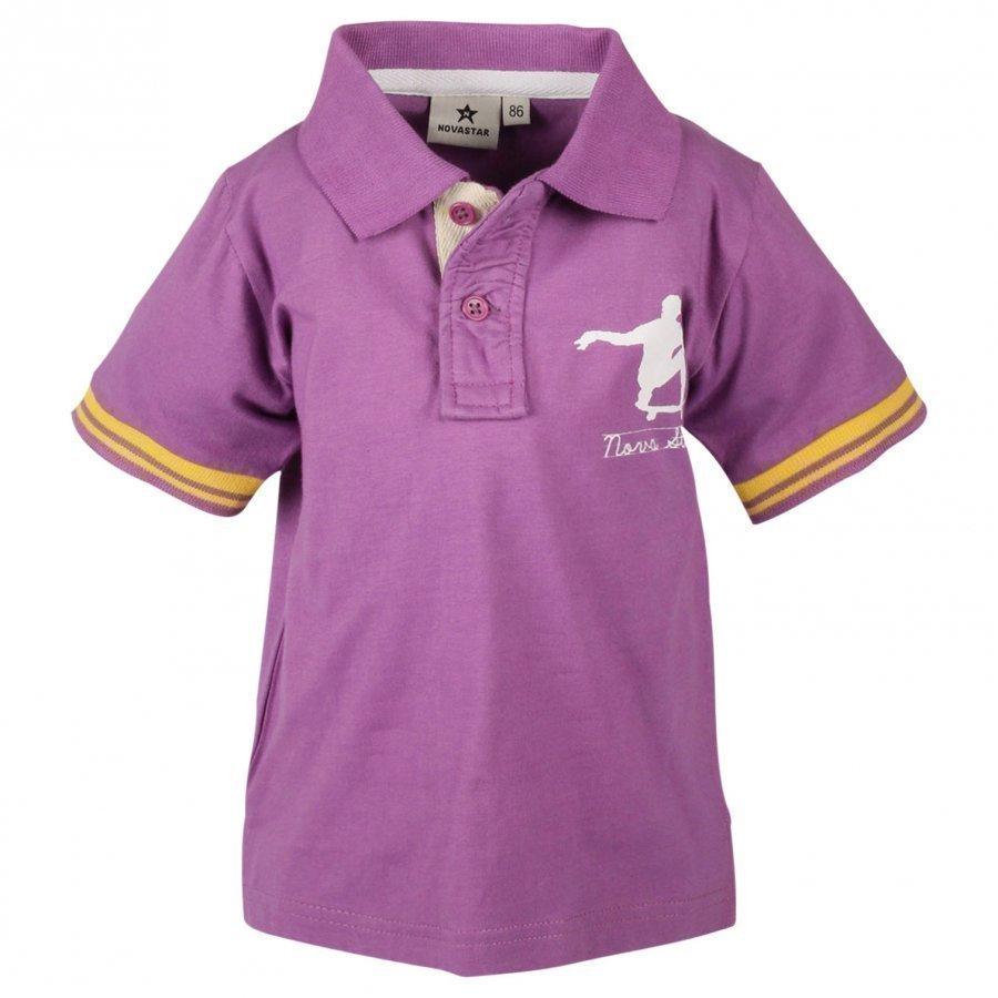 Nova Star Pike Purple T-Paita