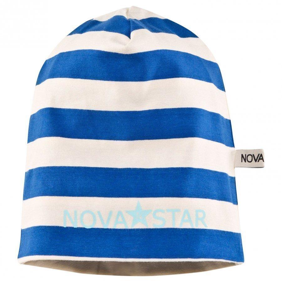 Nova Star Raidallinen Pipo Sea Blue Pipo