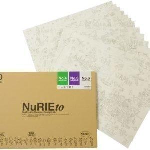NuRIE Juliste / Lahjapaperi 30 kpl