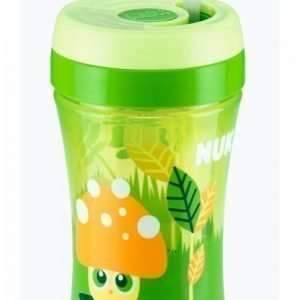 Nuk Easy Learning Cup Fun 300 Ml Muki Vihreä