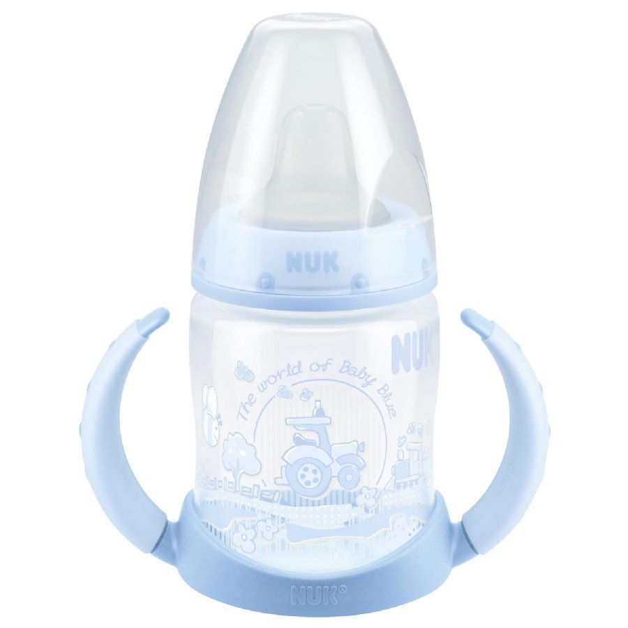 Nuk First Choice Nokkamuki 150 Ml Sininen