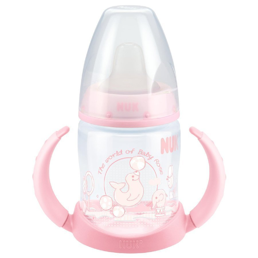Nuk First Choice Nokkamuki 150 Ml Vaaleanpunainen