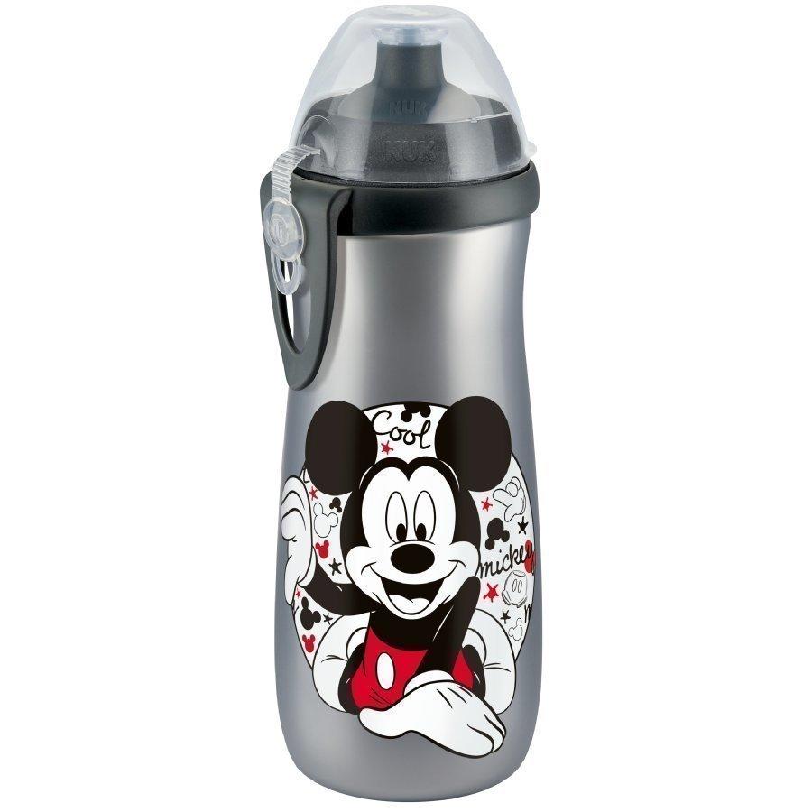 Nuk Sports Cup Disney Mikki Silikon Juomapullo